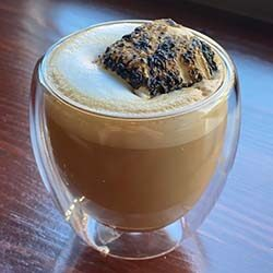 Coffee Shop De Pere WI Toasted Marshmallow Flight